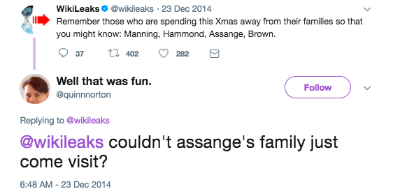 {focus_keyword} The Truth About Julian Assange and Why What Happens To Him Is SO Important by Suzie Dawson Screen Shot 2018 02 21 at 7