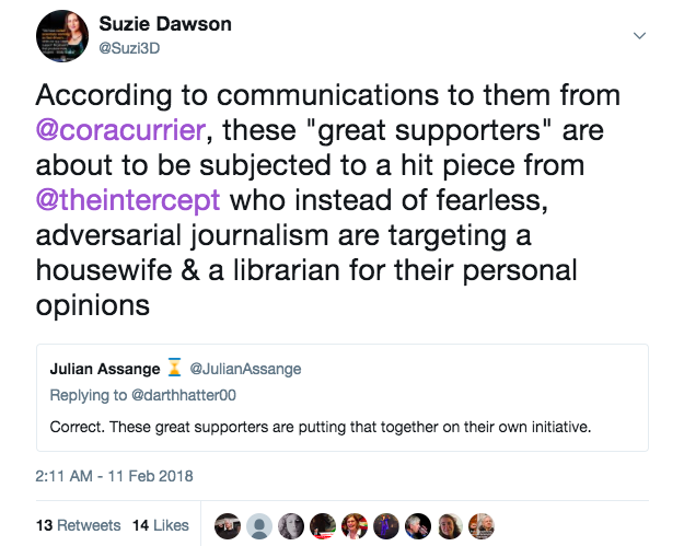 {focus_keyword} The Truth About Julian Assange and Why What Happens To Him Is SO Important by Suzie Dawson Screen Shot 2018 02 24 at 12