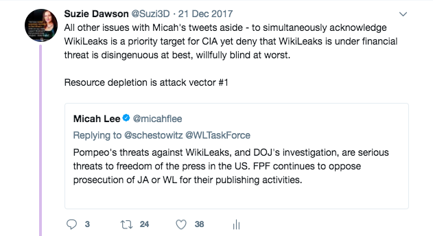 {focus_keyword} The Truth About Julian Assange and Why What Happens To Him Is SO Important by Suzie Dawson Screen Shot 2018 02 24 at 7