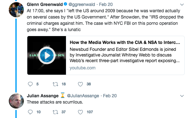 {focus_keyword} The Truth About Julian Assange and Why What Happens To Him Is SO Important by Suzie Dawson Screen Shot 2018 03 01 at 11