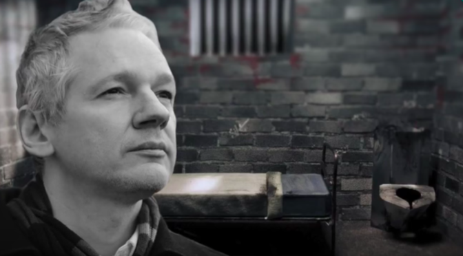 Freeing Julian Assange: Part Two